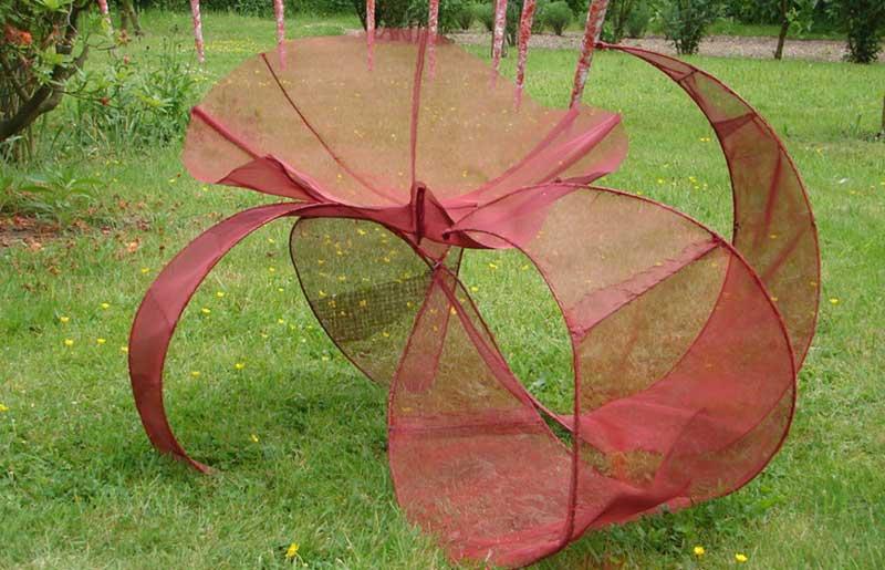Regelmatig vind je kunstexposities in Hortus Nijmegen foto: ©??