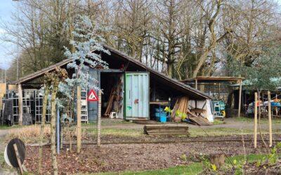 Er is weer ingebroken op de Hortus Nijmegen