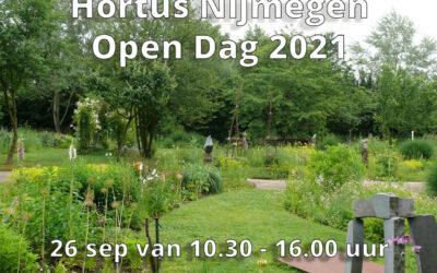 Open dag Hortus 50 jaar